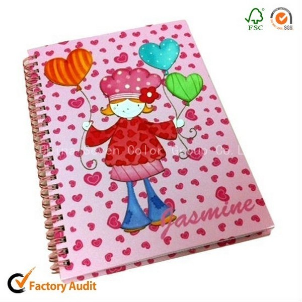 Spiral Binding Notebook For Office